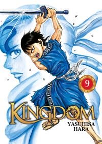 KINGDOM - TOME 09 - MANGA (LIVRE)