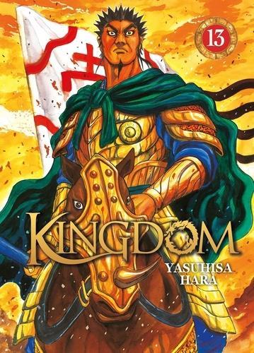 KINGDOM - TOME 13 - MANGA (LIVRE)