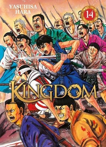 KINGDOM - TOME 14 - MANGA (LIVRE)