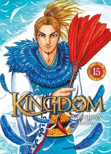 KINGDOM - TOME 15 - MANGA (LIVRE)