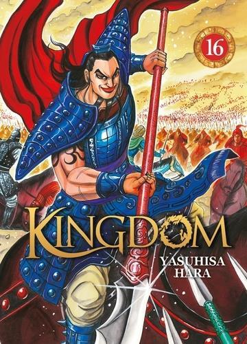 KINGDOM - TOME 16 - MANGA (LIVRE)
