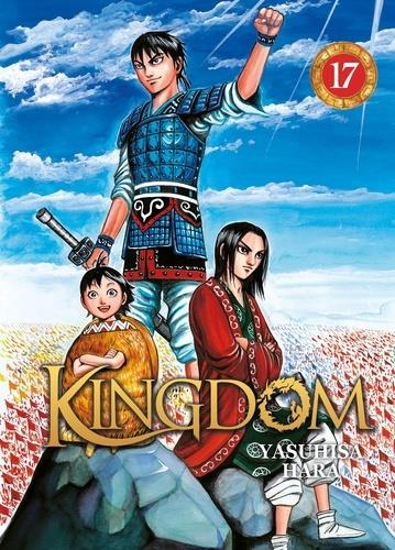 KINGDOM - TOME 17 - MANGA (LIVRE)