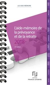 AIDE MEMOIRE PREVOYANCE RETRAITE 18