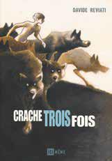CRACHE TROIS FOIS
