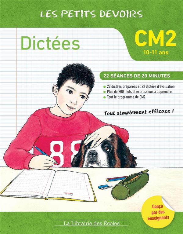 DICTEES CM2 LES PETITS DEVOIRS