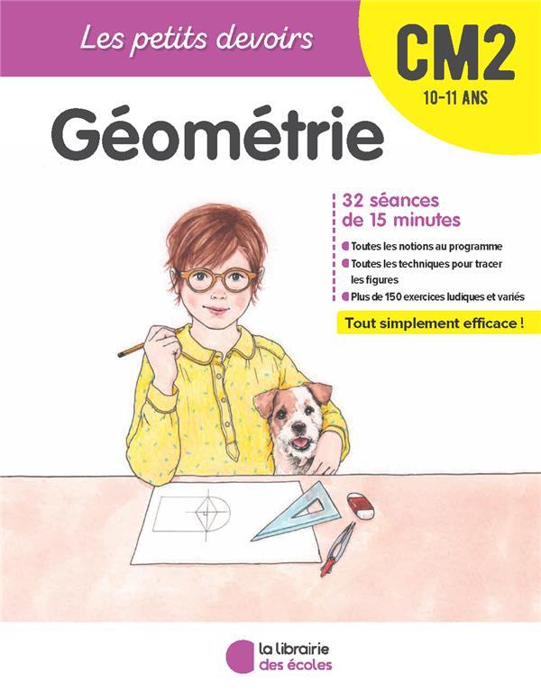 PETITS DEVOIRS GEOMETRIE CM2