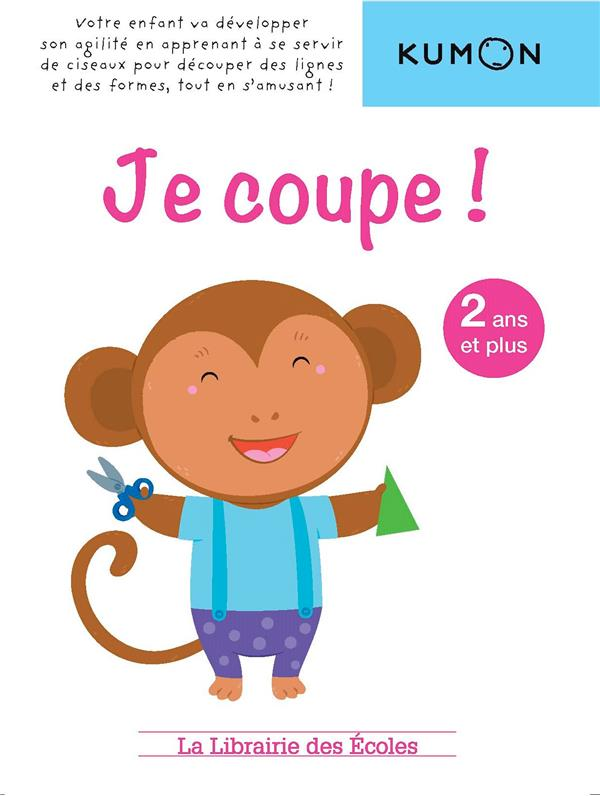 KUMON JE COUPE !