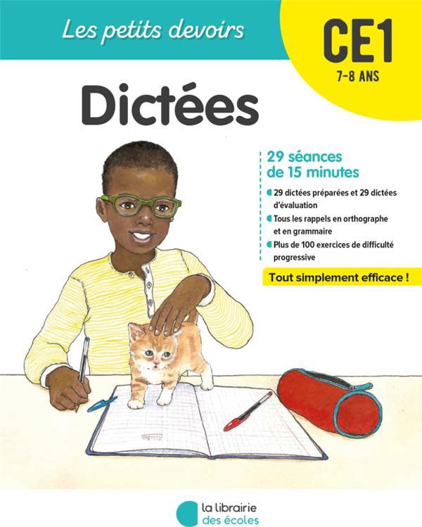 PETITS DEVOIRS DICTEES CE1 NE 2018