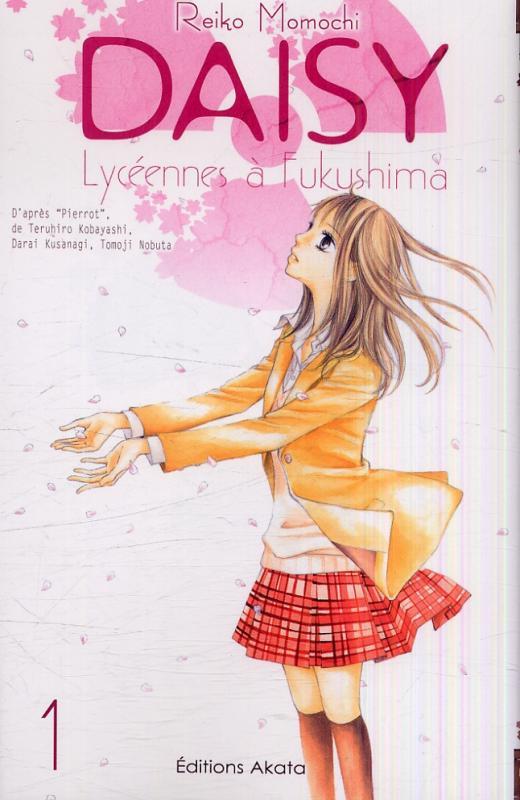 DAISY, LYCEENNES A FUKUSHIMA - TOME 1