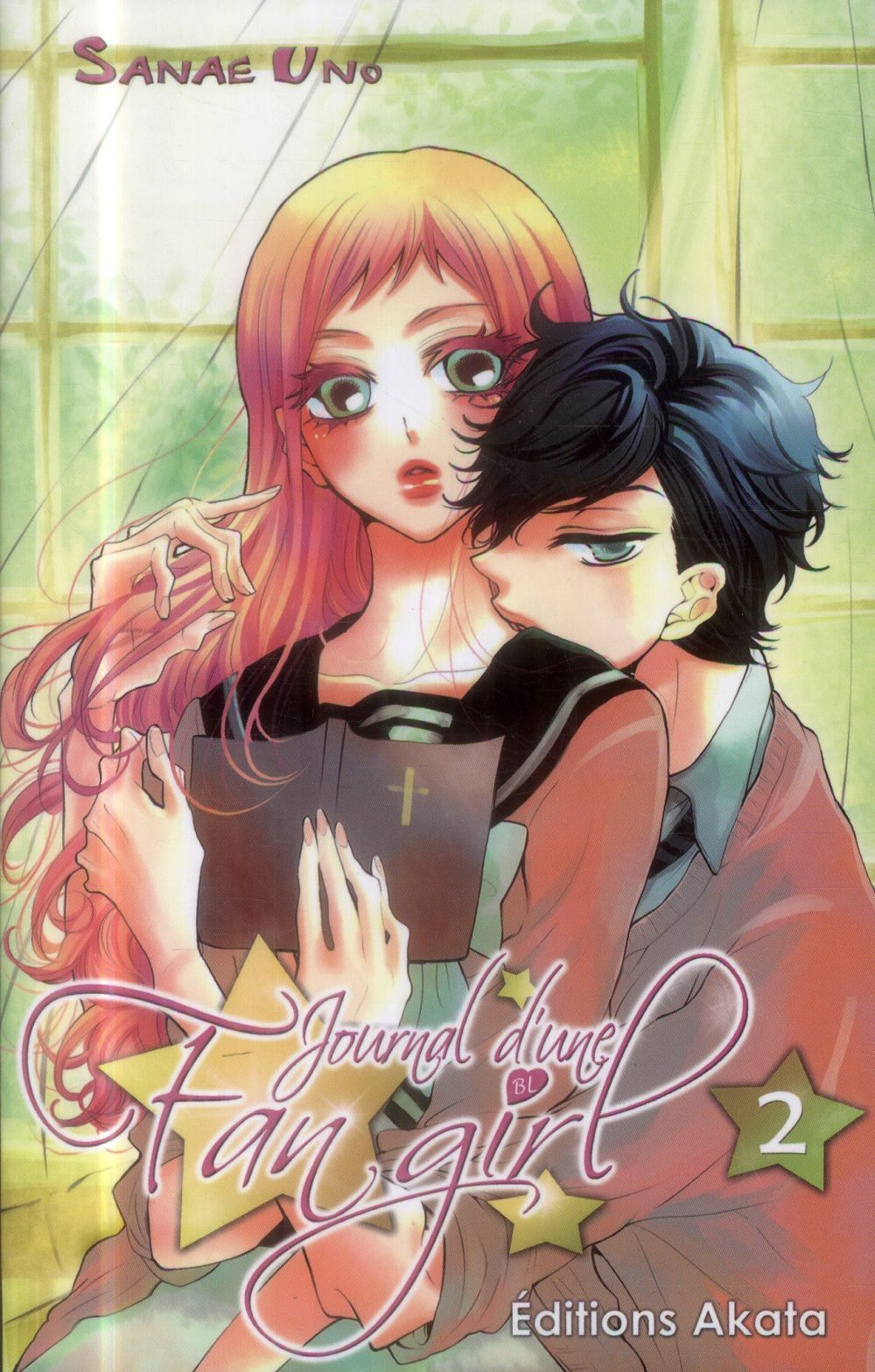 JOURNAL D'UNE FANGIRL - TOME 2