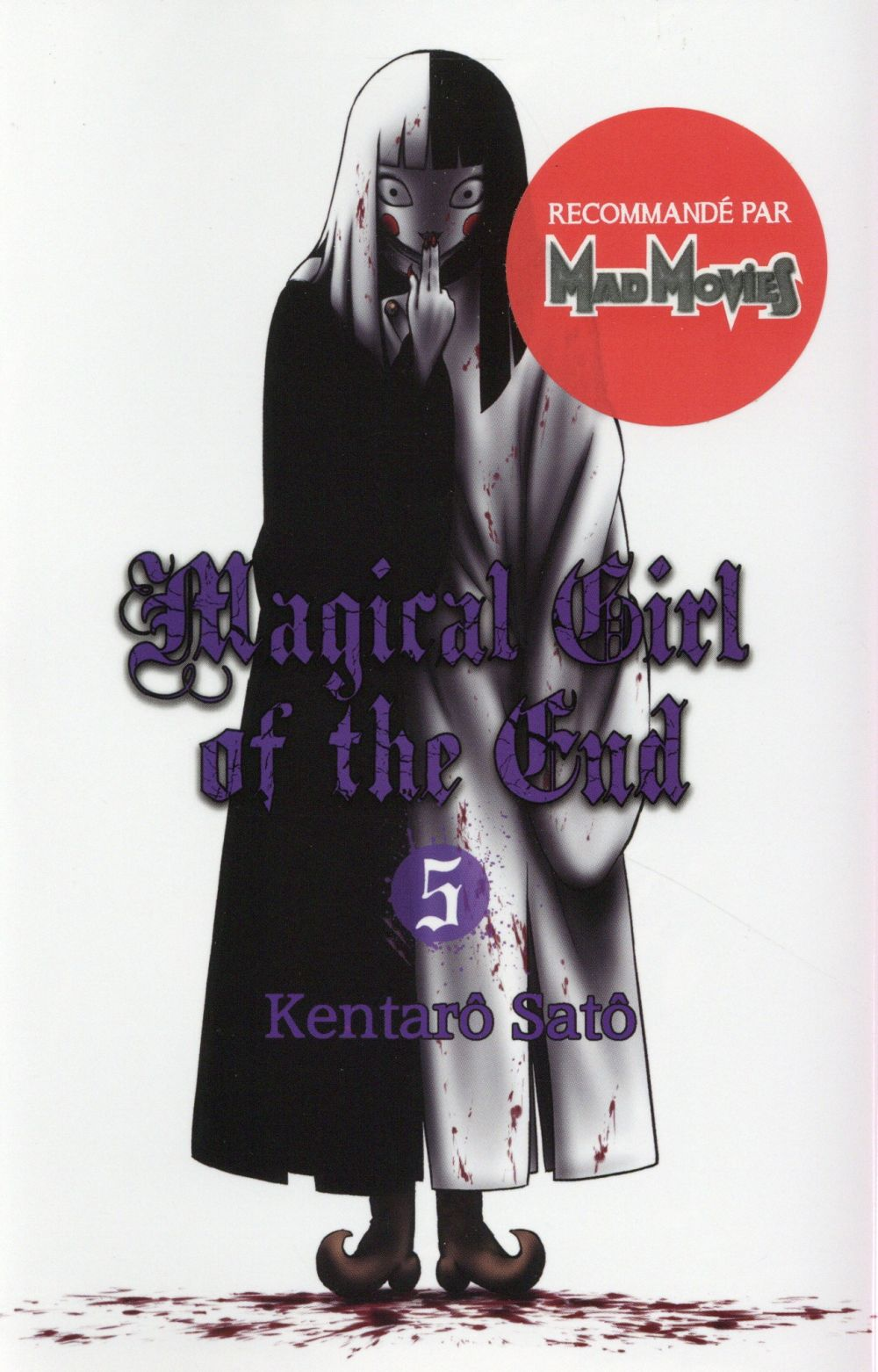 MAGICAL GIRL OF THE END - TOME 5