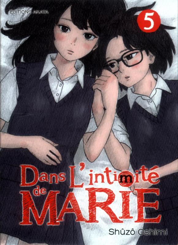 DANS L'INTIMITE DE MARIE - TOME 5