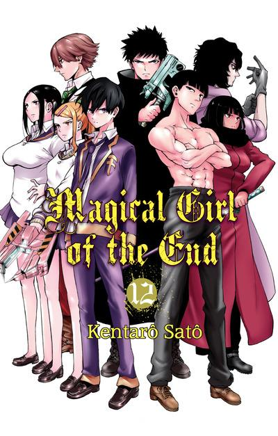 MAGICAL GIRL OF THE END - TOME 12