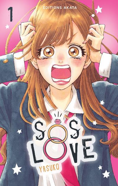 SOS LOVE - TOME 1 - 01