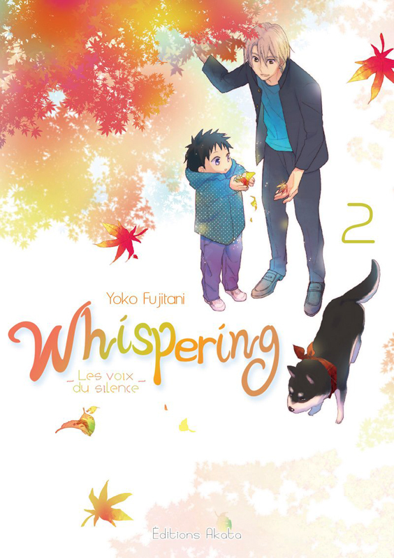 WHISPERING, LES VOIX DU SILENCE - TOME 2 - 02