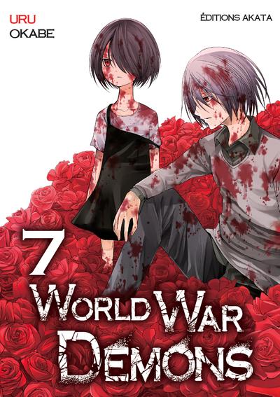 WORLD WAR DEMONS - TOME 7 - 07