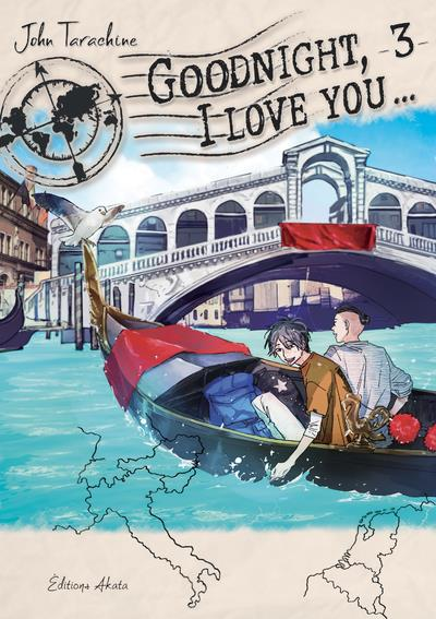 GOODNIGHT, I LOVE YOU - TOME 3 - VOL03