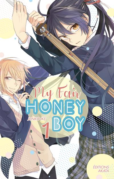 MY FAIR HONEY BOY - TOME 1 - VOL01
