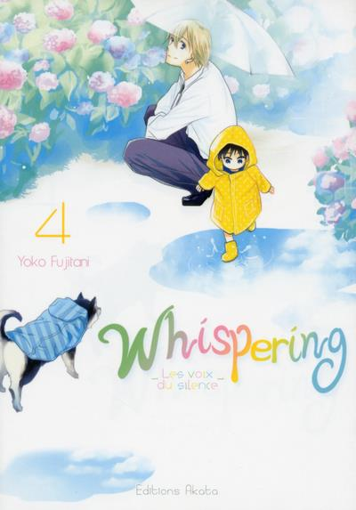 WHISPERING, LES VOIX DU SILENCE - TOME 4 - VOL04