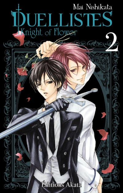 DUELLISTES, KNIGHTS OF FLOWERS - TOME 2 - VOLUME 02