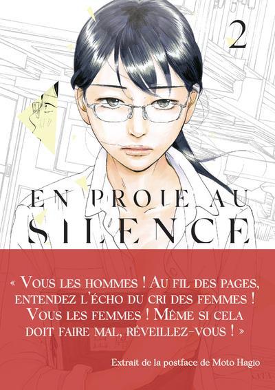 EN PROIE AU SILENCE - TOME 2 - VOL02