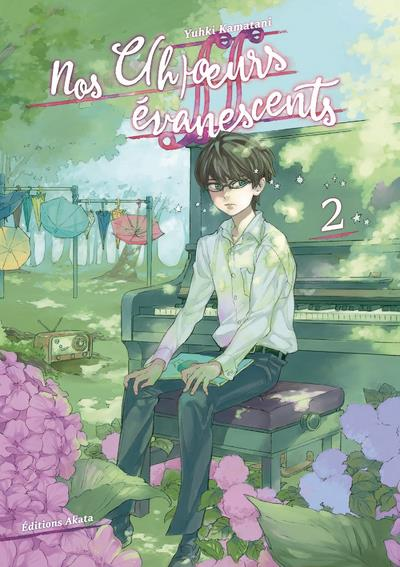 NOS C(H)OEURS EVANESCENTS - TOME 2 - VOL02