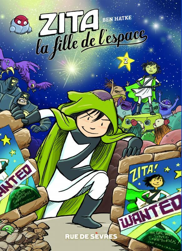 ZITA LA FILLE DE L'ESPACE T2