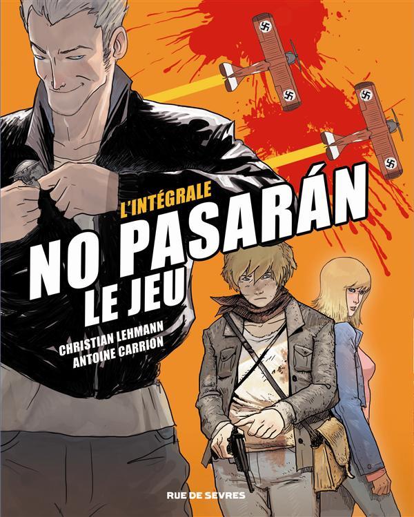 NO PASARAN LE JEU (INTEGRALE BD)