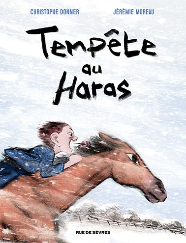 TEMPETE AU HARAS (BD)