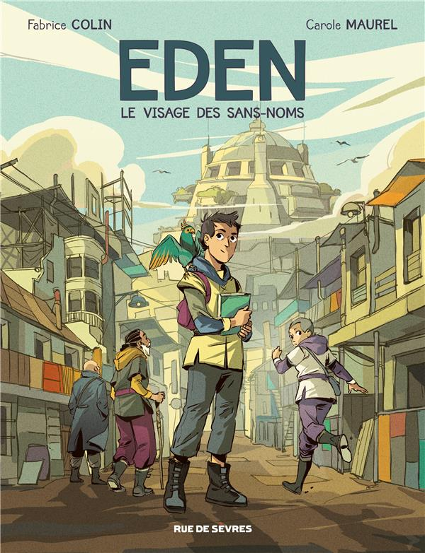 EDEN TOME 1