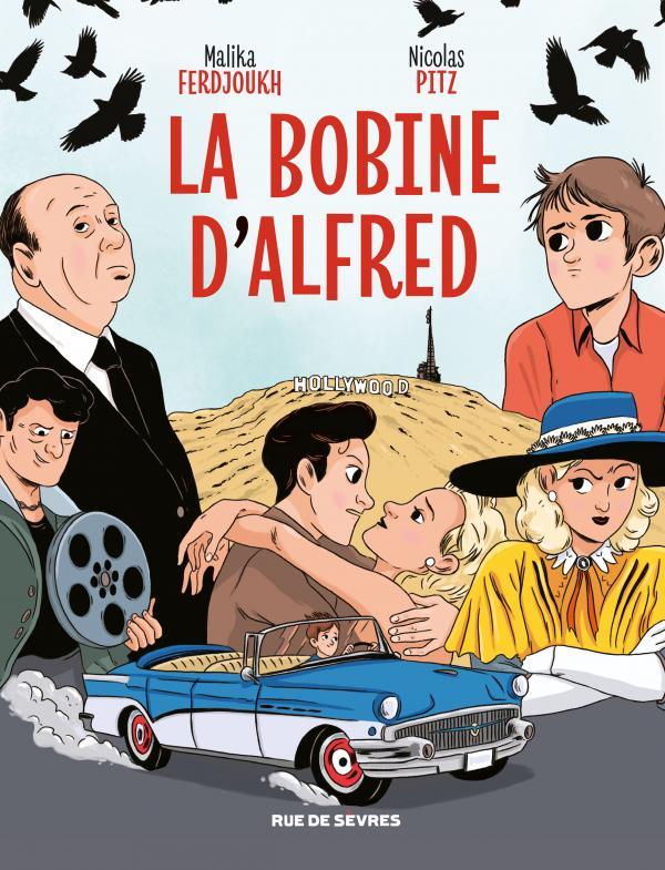 BOBINE D'ALFRED (BANDE-DESSINEE) (LA)