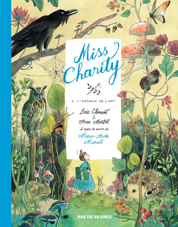 MISS CHARITY TOME 1 - BD - L'ENFANCE DE L'ART