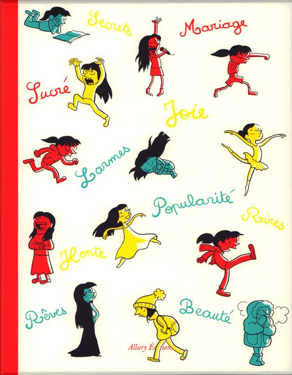 COFFRET LES CAHIERS D'ESTHER - 3 TOMES - HISTOIRES DE MES 10,11, ET 12 ANS