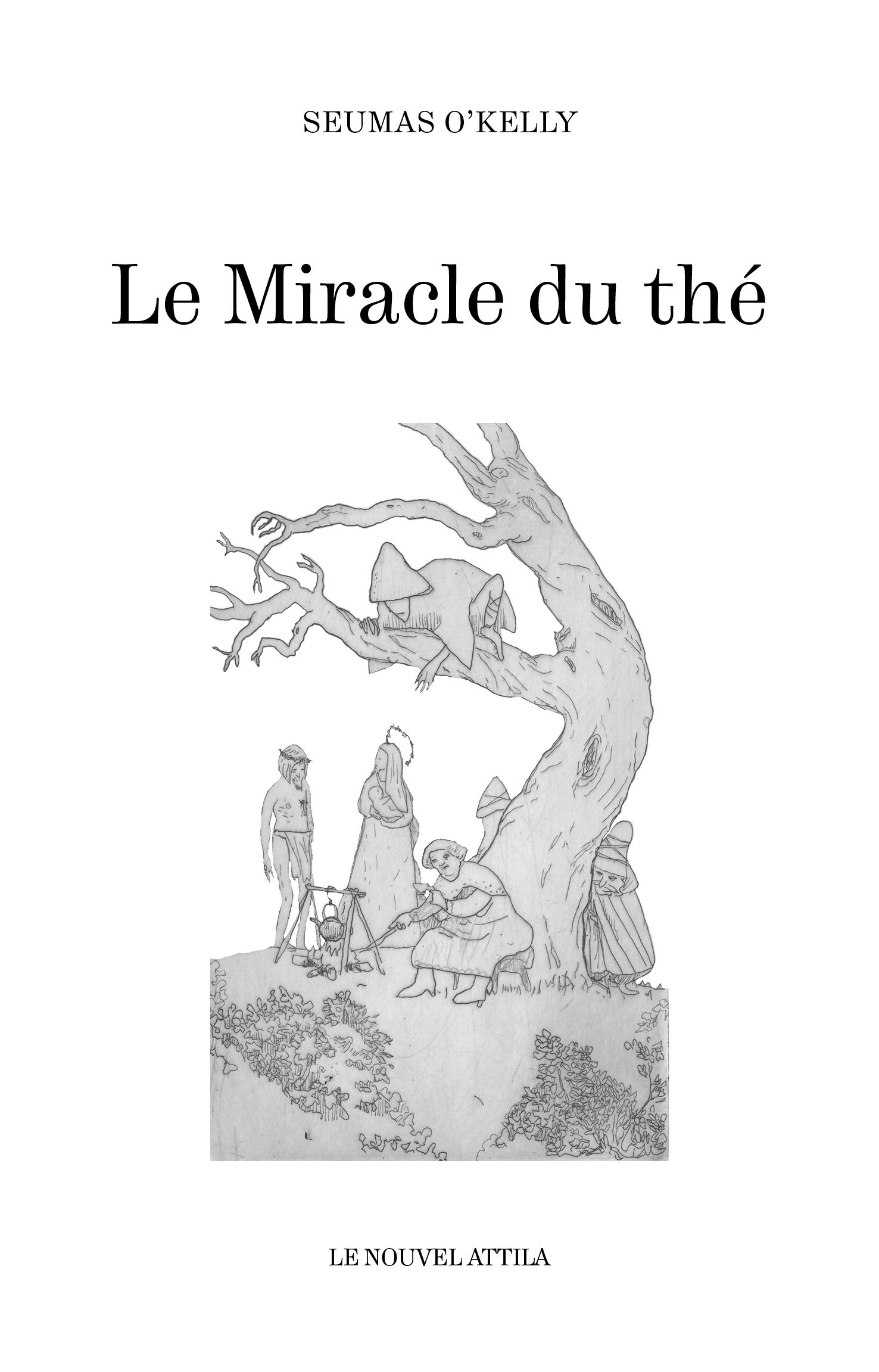 LE MIRACLE DU THE