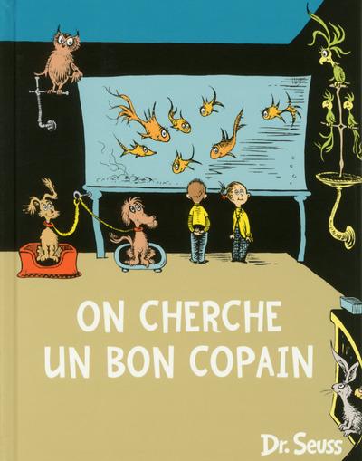 ON CHERCHE UN BON COPAIN