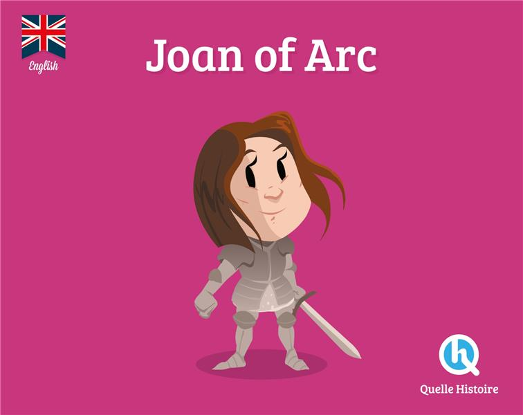 JOAN OF ARC (VERSION ANGLAISE)