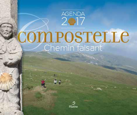AGENDA COMPOSTELLE 2017 CHEMIN FAISANT