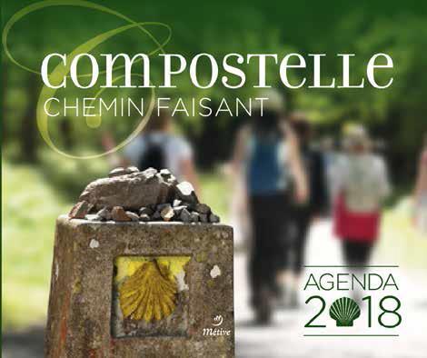 AGENDA COMPOSTELLE CHEMIN FAISANT 2018