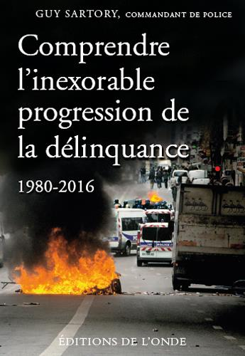 COMPRENDRE L INEXORABLE PROGRESSION DE LA DELINQUANCE, 1980-2016