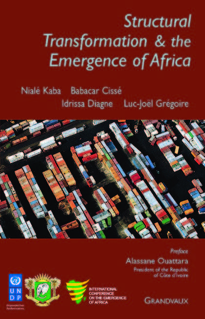 STRUCTURAL TRANSFORMATION & THE EMERGENCE OF AFRICA