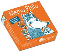 MEMO PHILO - DES PETITES CARTES POUR PARLER DE LA VIE