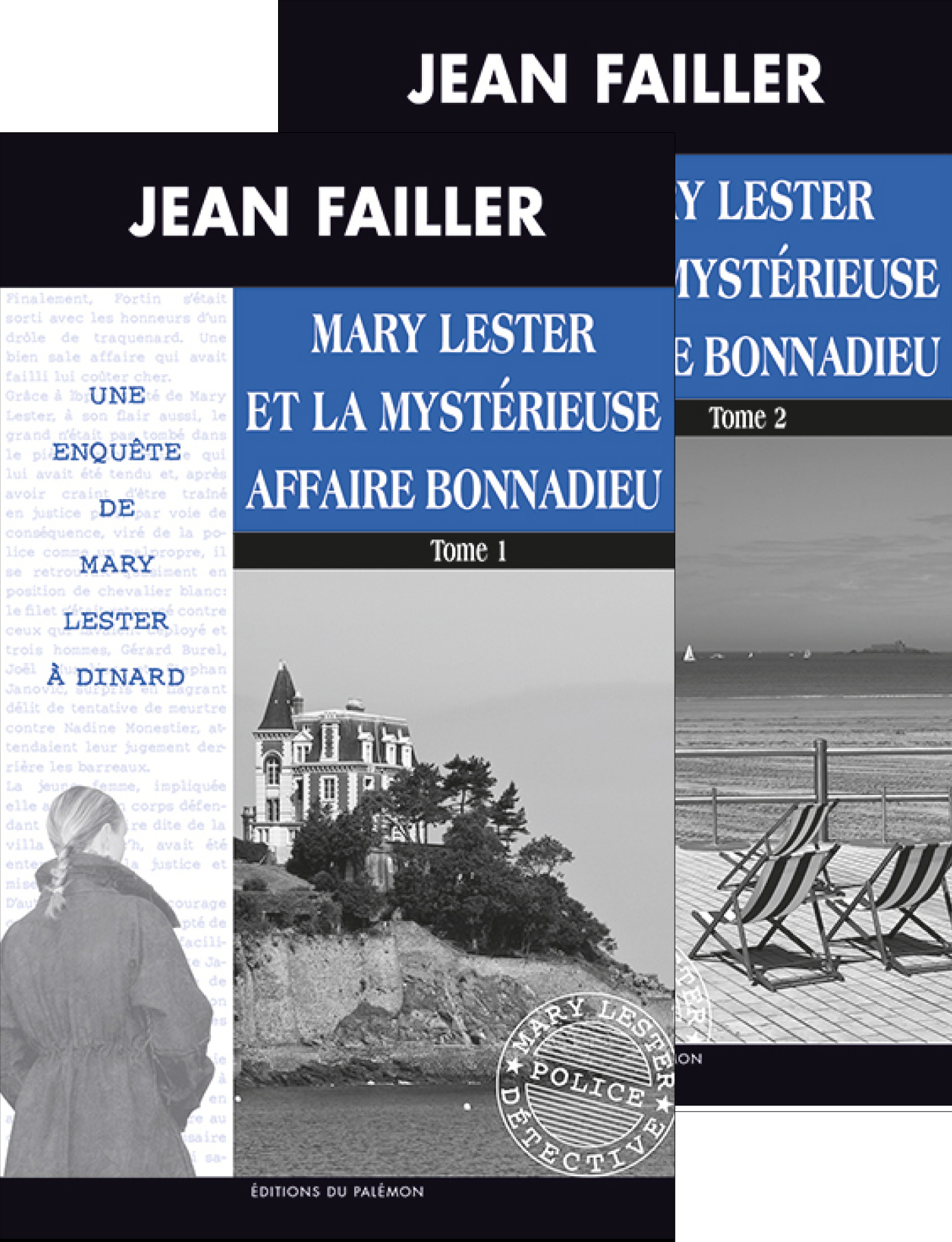 46/47-MARY LESTER ET LA MYSTERIEUSE AFFAIRE BONNADIEU T1-T2