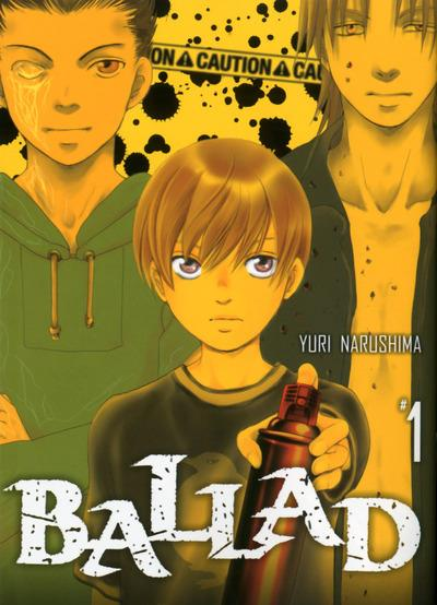 BALLAD - TOME 1 - VOL01