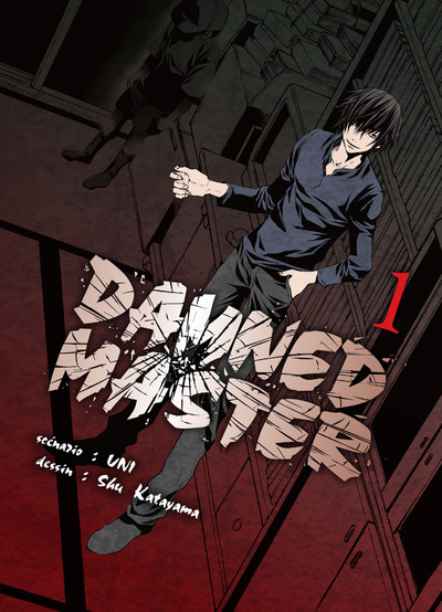 DAMNED MASTER - TOME 1 - 01