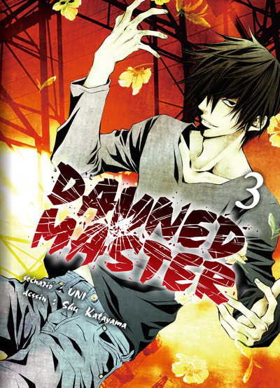 DAMNED MASTER - TOME 3 - 03