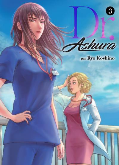 DR. ASHURA - TOME 3