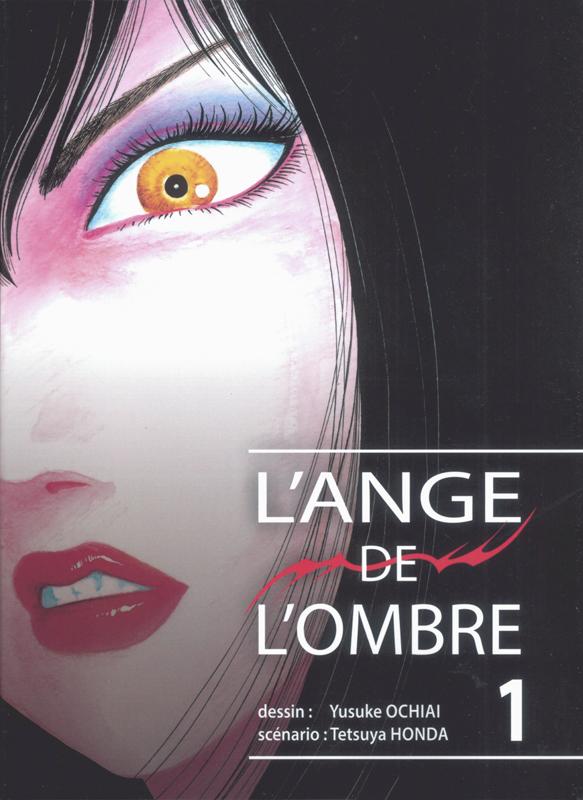 L'ANGE DE L'OMBRE - TOME 1