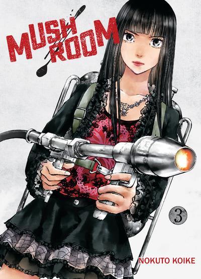 MUSHROOM - TOME 3