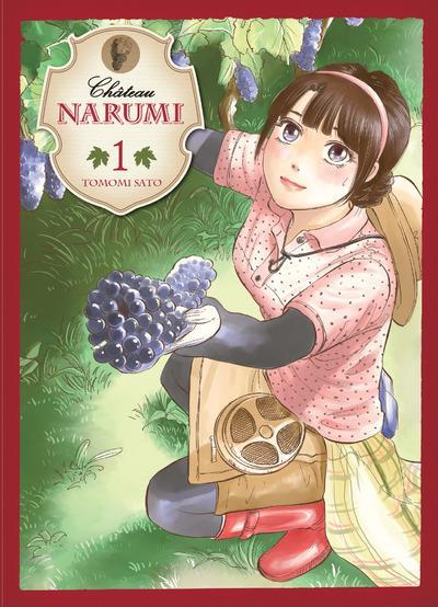 CHATEAU NARUMI - TOME 1