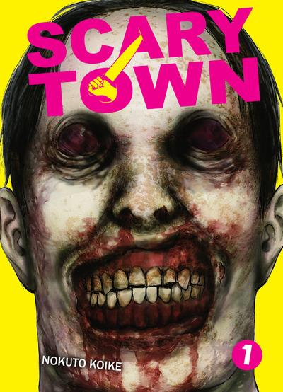 SCARY TOWN - TOME 1 - VOL01